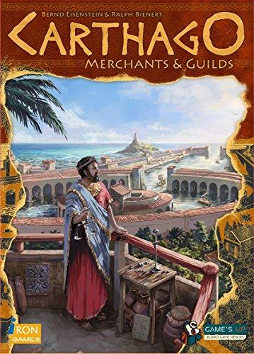 Carthago: Merchants & Guilds - Deutsch - English - Francais