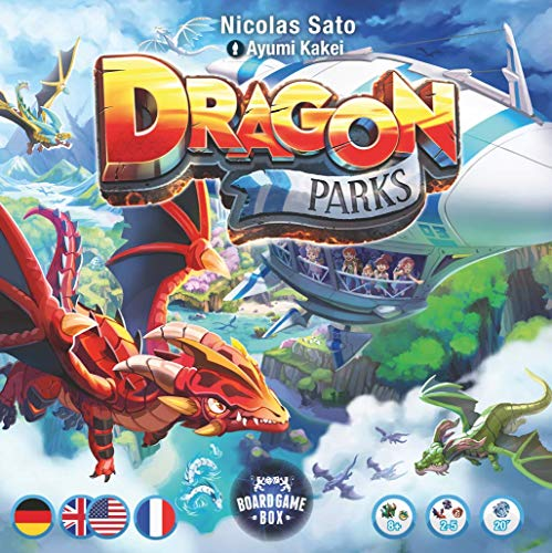 Board Game Box - Dragon Parks