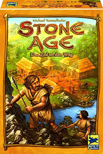Top 10 Worker Placement Brettspiele - Stone Age