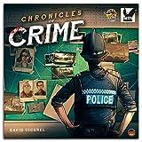 Corax Games Chronicles of Crime Brettspiel deutsch