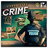 Corax Games Chronicles of Crime Brettspiel deutsch