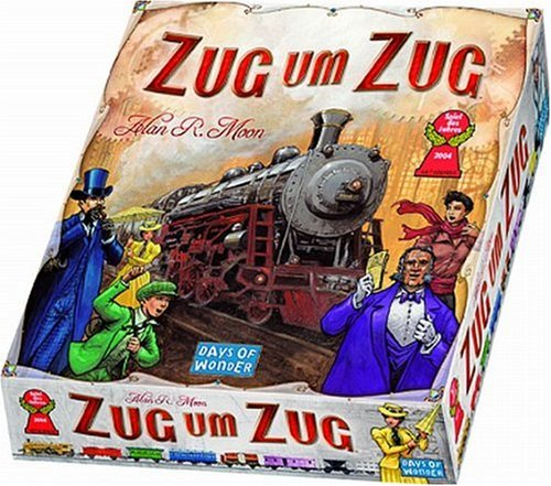 Zug um Zug - Leserwahl Top 50