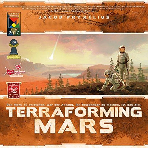 Terraforming Mars - Top 10 Solo-Brettspiele