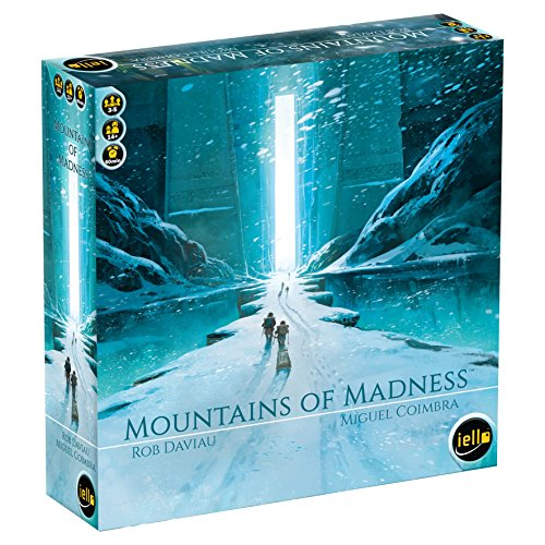 Mountains of Madness - EN