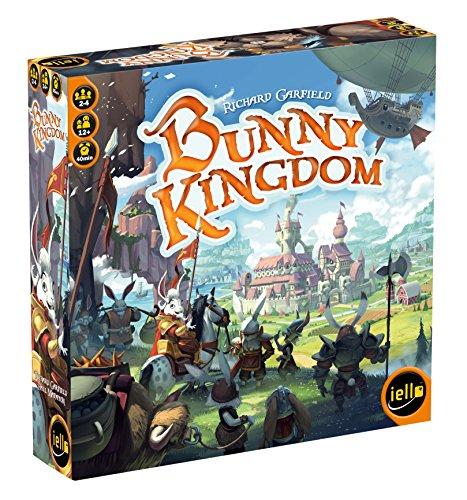 IELLO 514333 Bunny Kingdom