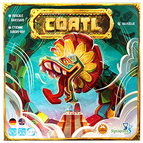 Cóatl - Brettspiel Review