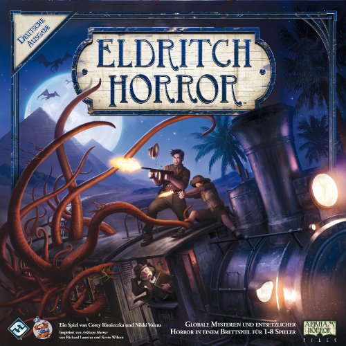 Top 50 Brettspiele - Eldritch Horror