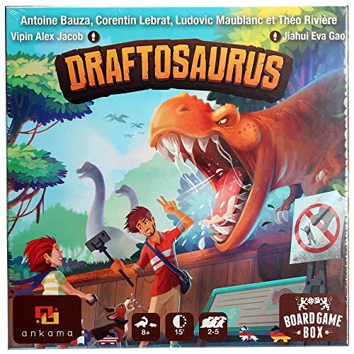 Board Game Box Draftosaurus (deutsch)
