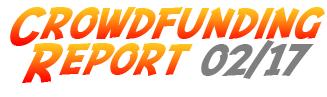 Crowdfunding Report Februar 2017