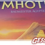 Imhotep - Brettspiel Review