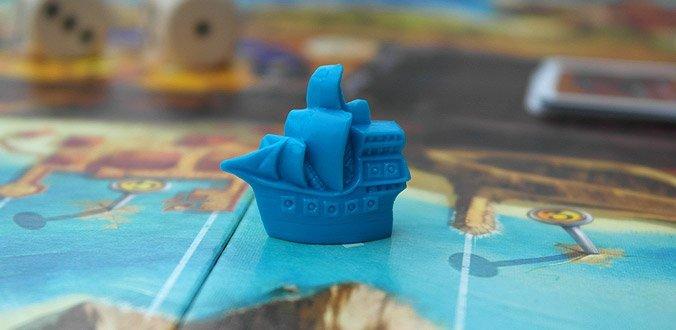Jamaica - Ein Spielerschiff