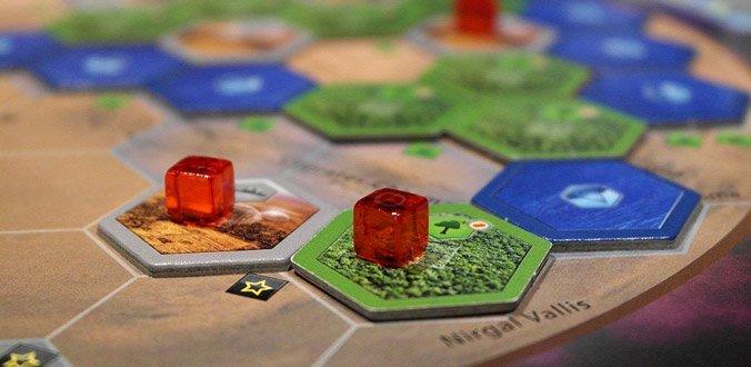 Terraforming Mars - Mit der Zeit verändert sich das Mars