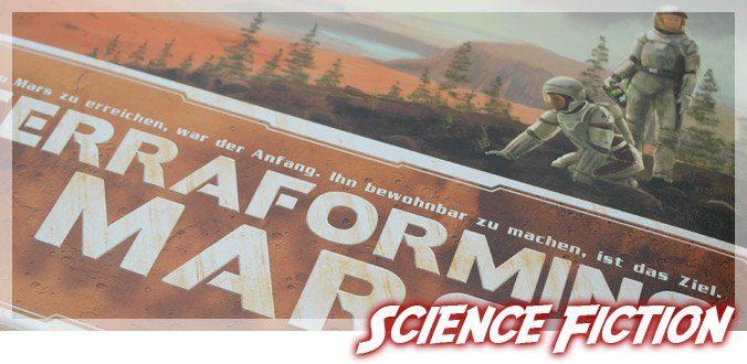 Terraforming Mars - Brettspiel