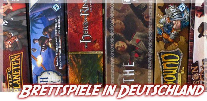 Sind Brettspiele in Deutschland weit verbreitet?