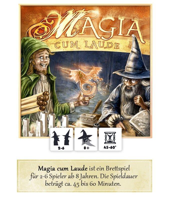 Magia cum Laude