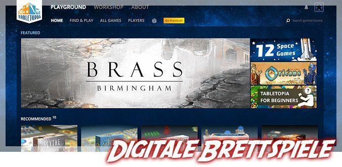 Digitale Brettspiele – Schöne neue Welt oder der Anfang vom Ende?