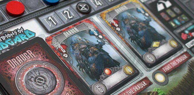 Champions of Midgard - Draugr und Trolle bedrohen das Dorf