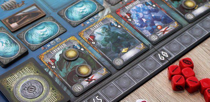 Champions of Midgard - Die Monster gilt es zu besiegen