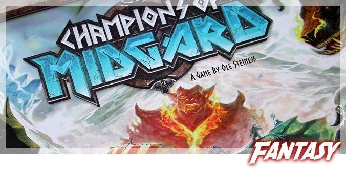 Champions of Midgard - Review