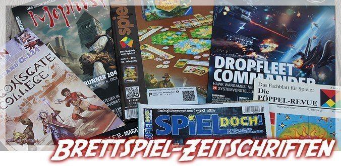 Brettspiel Zeitschriften