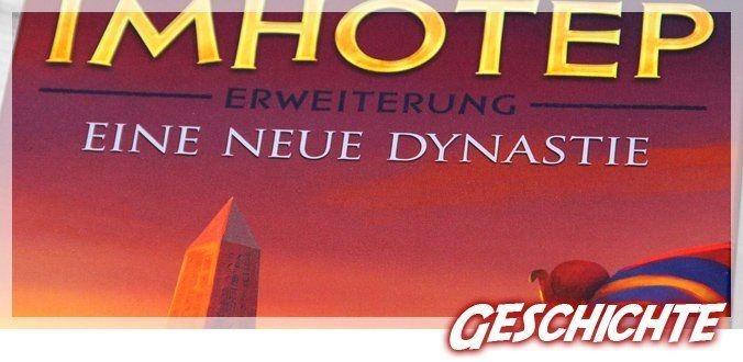 Imhotep: Eine neue Dynastie – Erweiterung