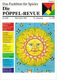 Die Pöppel Review - Brettspiel-Zeitschriften - Analoge Informationen über analoge Spiele