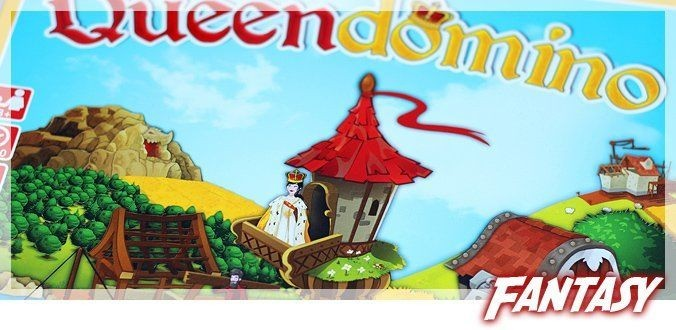 Queendomino - Brettspiel Review
