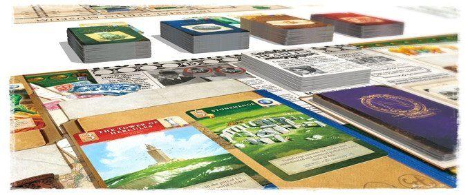 Museum – Kickstarter-Brettspiel