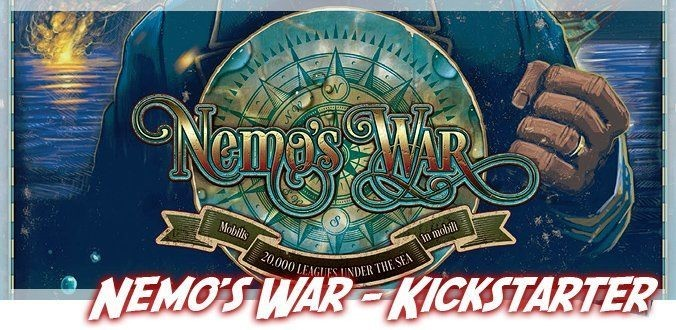 Nemo's War - Kickstarter