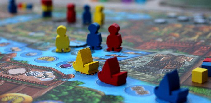 Rajas of the Ganges - Was sind Eurogames - Brettspiele?