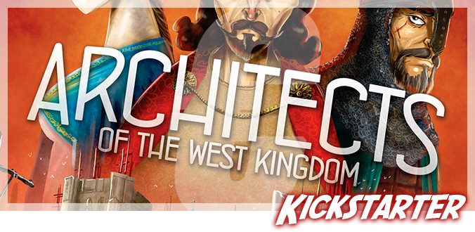 Architects of the West Kingdom – Brettspiel Kickstarter