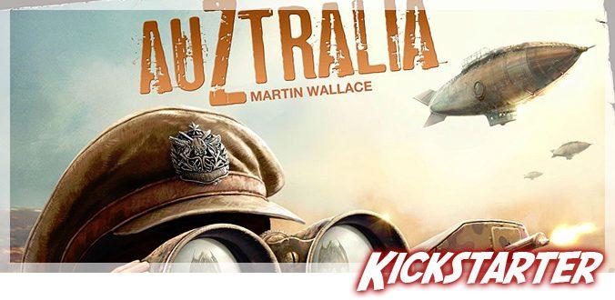 Auztralia – Brettspiel-Kickstarter mit Eisenbahnen und Cthulhu