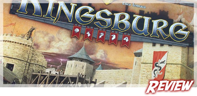 Kingsburg - Brettspiel Review