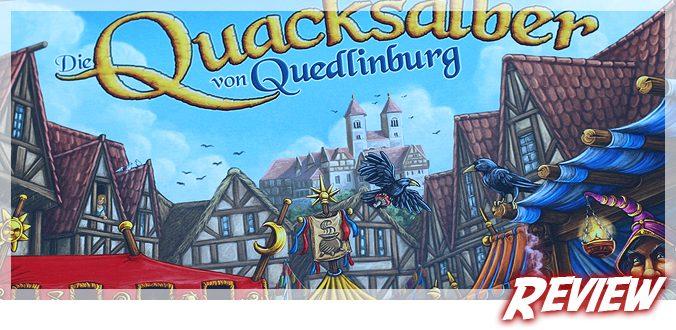 Die Quacksalber von Quedlinburg – Review