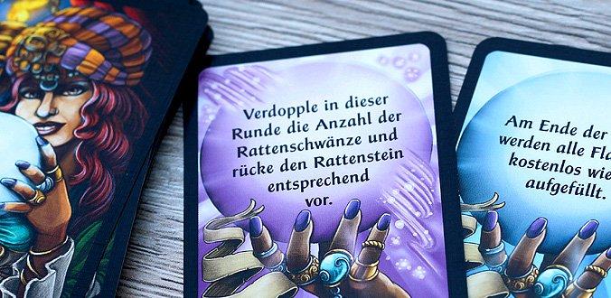 Eventkarten für jede Runde - Die Quacksalber von Quedlinburg