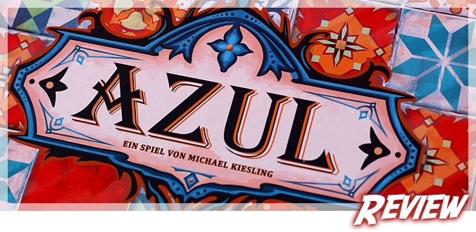 Azul Brettspiel Review