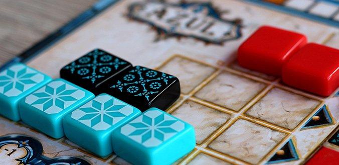 Die Musterreihen müssen wir voll bekommen - Azul Review