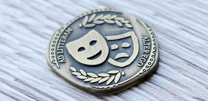 Carta Impera Victoria - Die Münze ist schön, aber auch recht nutzlos.