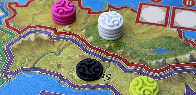 Ethnos – Viele farbige Einfluss-Marker