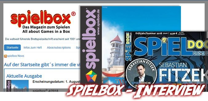 Spielbox Interview