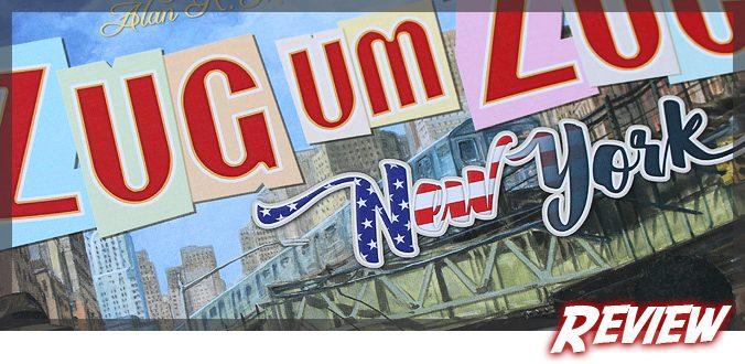Zug um Zug: New York - Review » Abenteuer Brettspiele