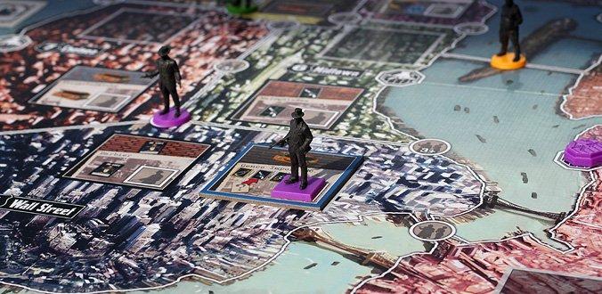 Der Pate: Corleones Imperium - Was sind Eurogames - Brettspiele?