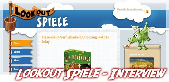 Lookout Spiele Interview