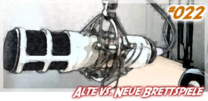 Alte vs. neue Brettspiele
