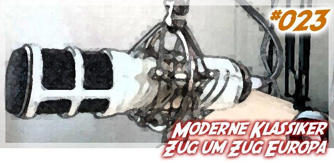 Moderne Klassiker - Zug um Zug Europa - Podcast