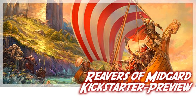 Reavers of Midgard - Kickstarter Preview