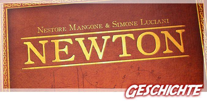 Newton – Brettspiel-Ersteindruck