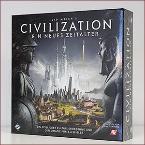 Sid Meier's Civilization: Ein neues Zeitalter - Geburtstag-Gewinnspiel