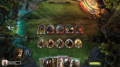Lord of the Rings LCG Steam - Geburtstag-Gewinnspiel