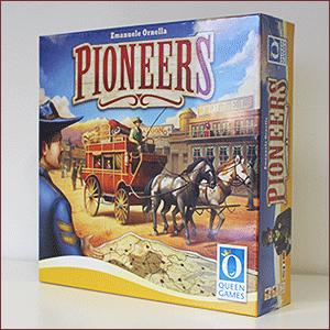 Pioneers - Geburtstag-Gewinnspiel